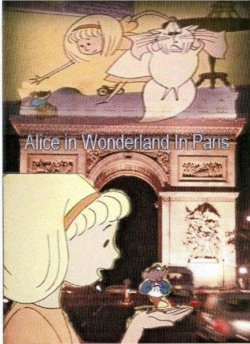 Alice In Wonderland In Paris 16x9 TV: Widescreen TV