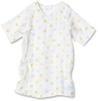 Amazon Com I Play Unisex Baby Newborn Organic Muslin Wrap Shirt