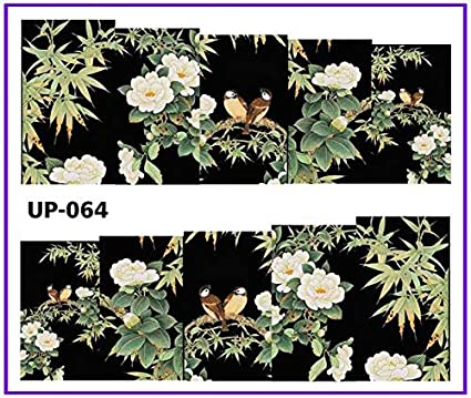 Buy Veena Uprettego Nail Art Beauty Tattoo Water Transfer Decal