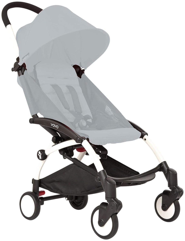 Amazon.com : Babyzen YOYO Stroller Frame - White - One Size : Baby