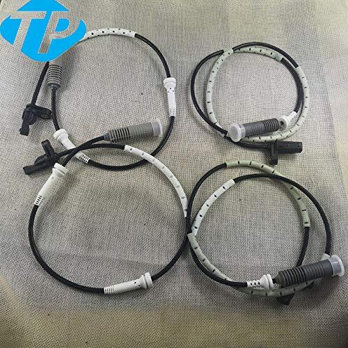 SE0005-06 4PCS ABS Wheel Speed Sensor Front /& Rear For 128i 325i 328i 34526760424 34526760425//34526870075 34526870076