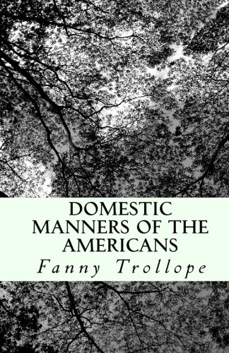 Download Domestic Manners of the Americans pdf
