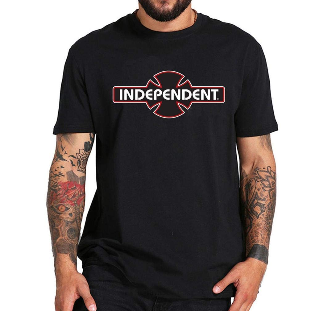 Independent S T Shirt Printing Short Sleeve Tee