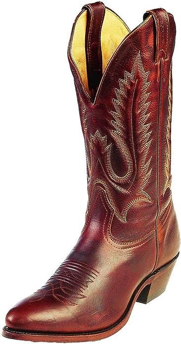 bottes été country homme