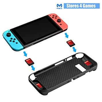 Karazhan - Carcasa de TPU para Nintendo Switch Handle Grip ...