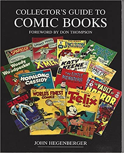 Collector's Guide to Comic Books (Wallace-Homestead