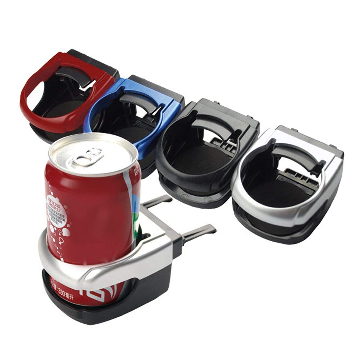 Noradtjcca Auto Car Air Vent Bottle Can Coffee Drinking Cup Holder Bracket Mount Tray Multifunctional Car Cup Holder Interior Organizer