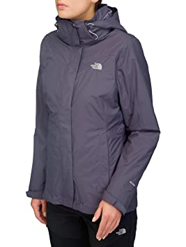 M Femme Pour Veste The North Face Bleu Amazon Triclimate Zephyr pTYx8qxAn