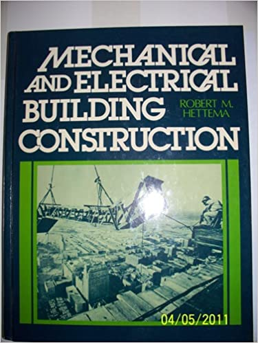 Mechanical and Electrical Building Construction