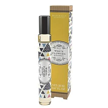 Naturally European White Flowers Rollerball Everyday Perfume 20ml