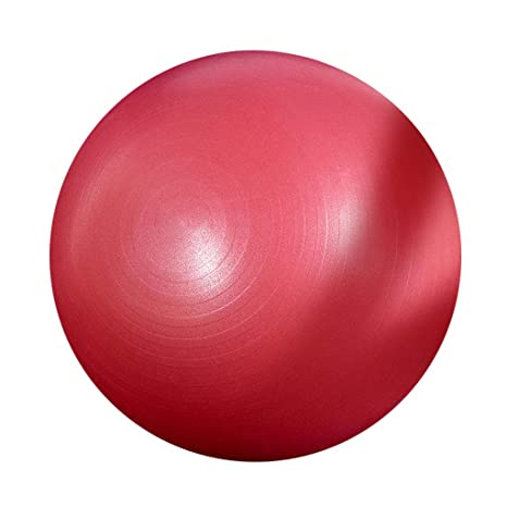 Amazon.com: 65cm Exercise Ball Yoga Ball Pilates Pregnancy ...