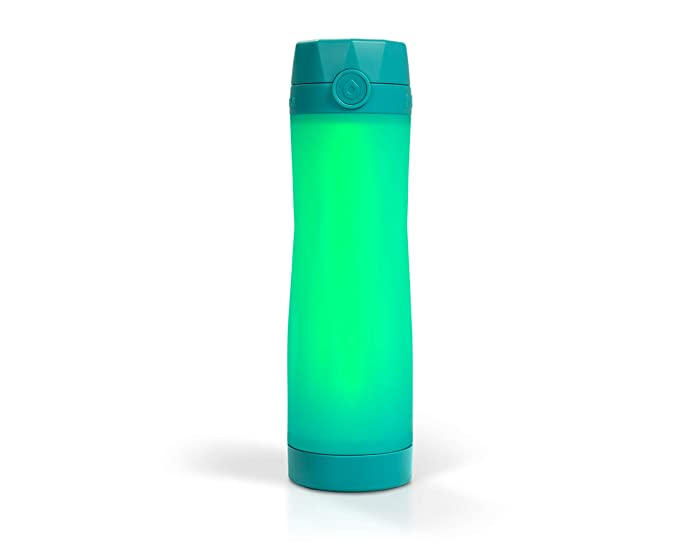 Hidrate Spark 3 Smart Water Bottle - Tracks Water Intake & Glows to Remind You to Stay Hydrated