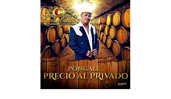 El Carro Chocado by Cristian Cabrera El Astro Del Corrido on Amazon Music - Amazon.com