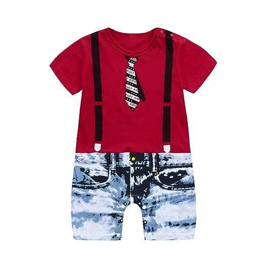 PAOLIAN One Pieces Conjuntos de ropa para Babe Niños para Verano ...