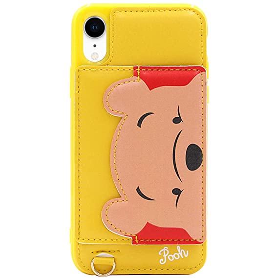 winnie the pooh iphone xr case