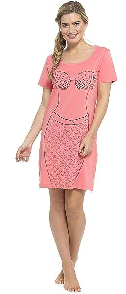 Lora Dora Womens Slogan Nightdress  Amazon.co.uk  Clothing 6551bfbc8
