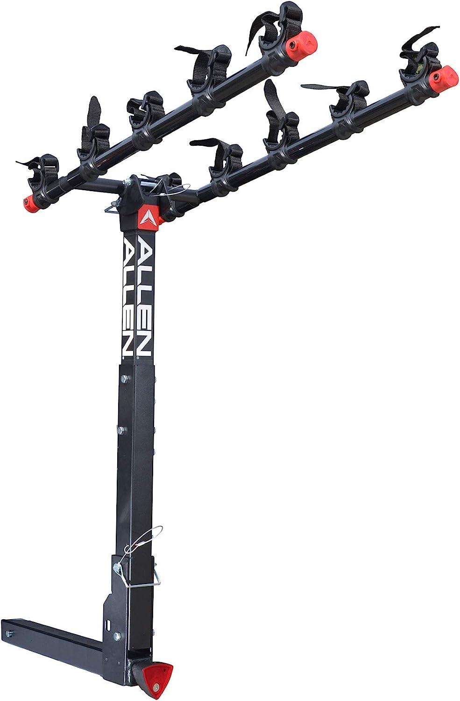 3. Allen Sports Deluxe Hitch Mounted Bike Rack