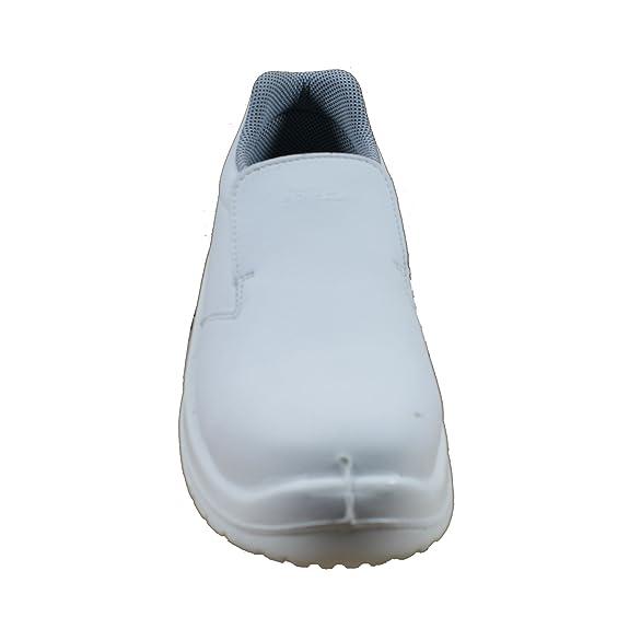 Opsial - Caña baja Unisex adulto , color Blanco, talla 45