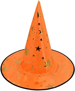 Beanlieve Halloween Witch Hat - Kid Witch Hat