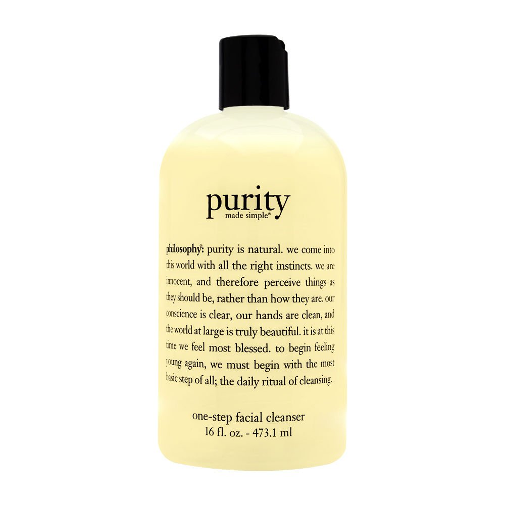 Philosophy Purity Made Simple One Step Facial Cleanser 473.1ml/16oz by Philosophy