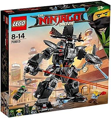 747 Pices Building Toy Construction Set LEGO Ninjago Movie Garma Mecha Man 70613
