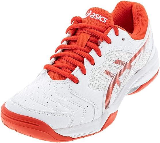 cantidad Quejar De otra manera  ASICS Women's Gel-Dedicate 4 Gymnastics Shoes: Amazon.co.uk: Shoes & Bags
