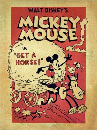 DVD : Get A Horse! (Short)