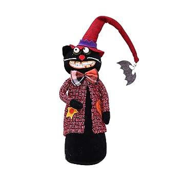 FancyswES8eety Nuevas Decoraciones de Halloween Juego de Mesa de ...