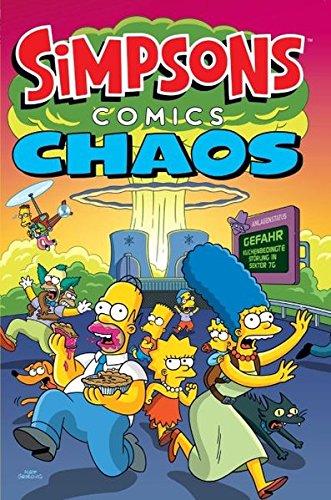 Simpsons Comics: Bd. 25: Chaos Taschenbuch – 27. Juni 2016 Matt Groening Bill Morrison Panini 3957986087