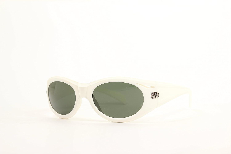 Vuarnet VL-1125-P00G-1721 Gafas de Sol, White, 55 Unisex ...