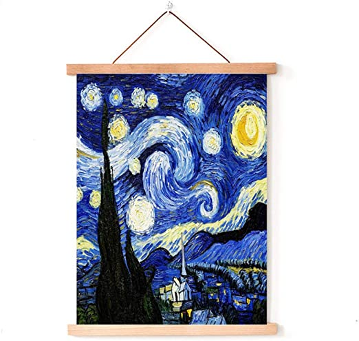 Pintura al óleo Sala de Estar sofá Fondo Pared Pintura Pintura algodón Lino Arte Metro Caja Pintura Decorativa 50x70 cm algodón y Lino: Amazon.es: Hogar