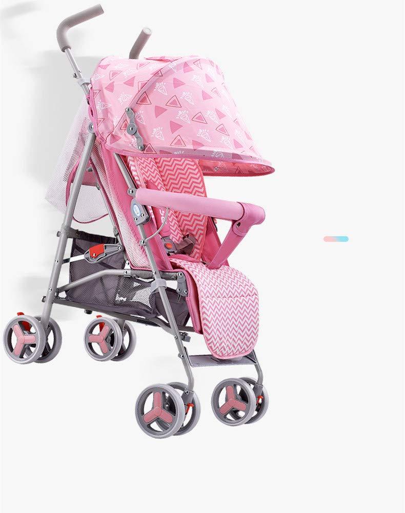 Blau Sitzauflage Kinderwagen Sommer Atmungsaktive Universal Kinderwagen-Einlagen Baumwollkissen f/ür vier Jahreszeiten
