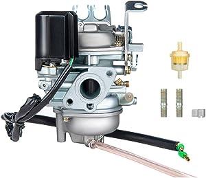 PUCKY Carburetor For Honda 1986-2007 CH80 Carburetor Exact Replacement To Original Carburetor