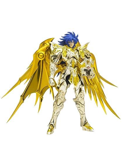 Tamashii Nations Bandai Saint Cloth Myth Ex Gemini Saga (God Cloth) Saint  Seiya-Soul of Gold Action Figure
