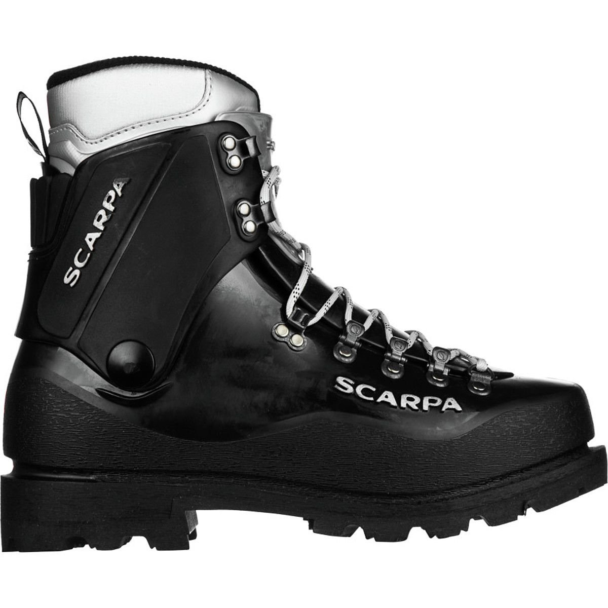 Scarpa Inverno Mountaineering Boot - Men's B001HZQIF8 12 D(M) US|Black