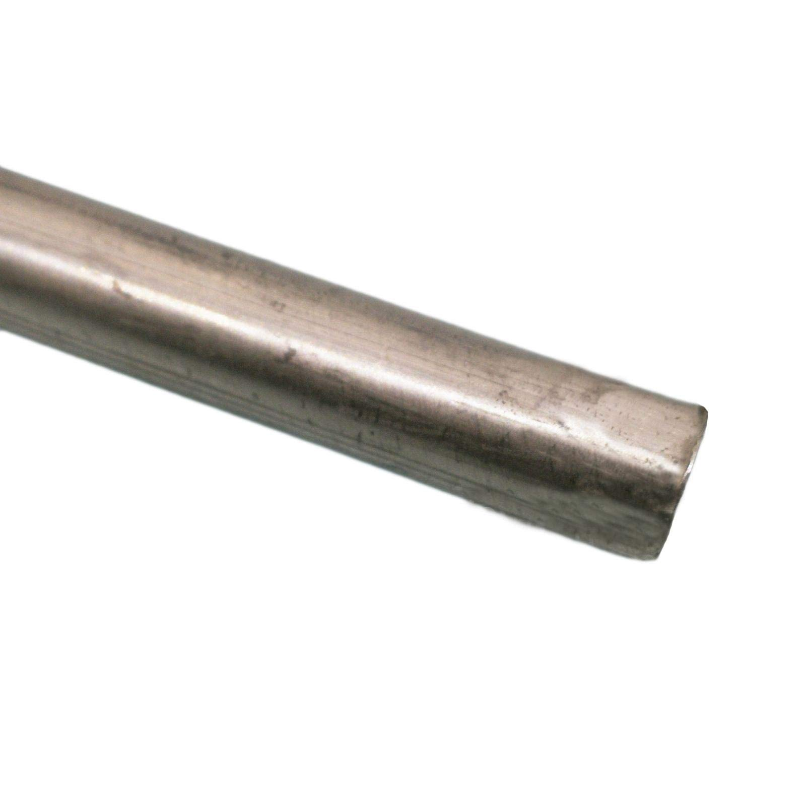12mm(0.472'') Dia. 100mm(3.94'') Long N6 99.6% Pure Nickel Bar Round Rod by Yodaoke