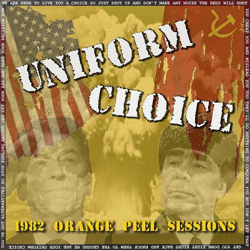 Uniform Choice | Orange Peel | 7