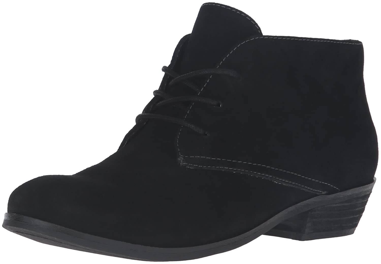 SoftWalk Women's Ramsey Boot B019QMJWDI 6.5 W US|Black Suede