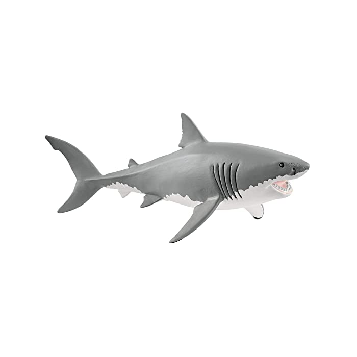 The Best Schleich Great White Shark Toy Figurine