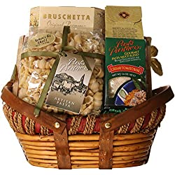 Gift Basket Village The Vineyard Gourmet Italian Gift Basket