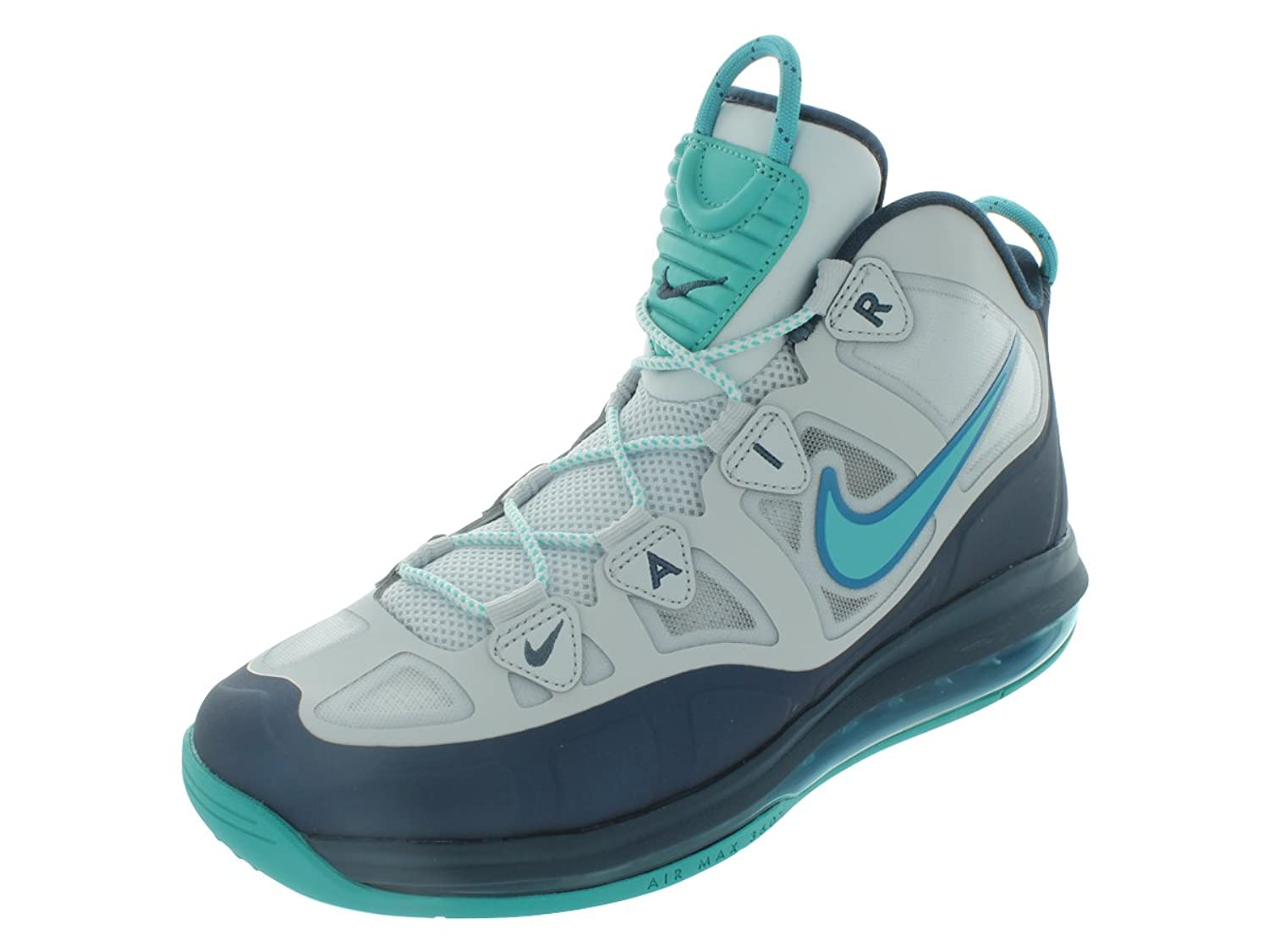 Amazon.com | Nike Air Max Uptempo Fuse 360 Mens Basketball Shoes ...