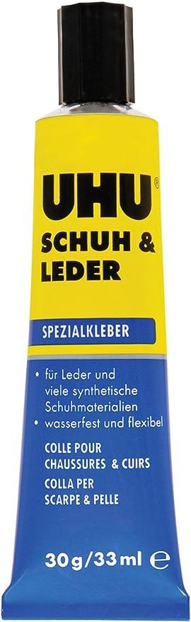 2 x UHU Schuh /& Leder Spezialklebstoff 30g