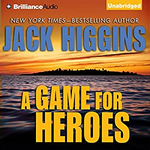 A Game For Heroes Audiobook
