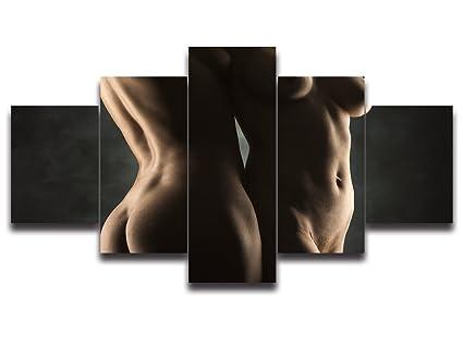 Erotic nude art couples