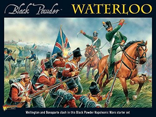 Waterloo - Black Powder Starter Set by Warlord Games