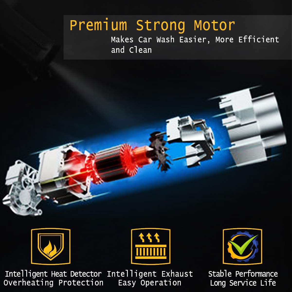 Goplus 3000PSI Electric High Pressure Washer, 2 GPM 2000W