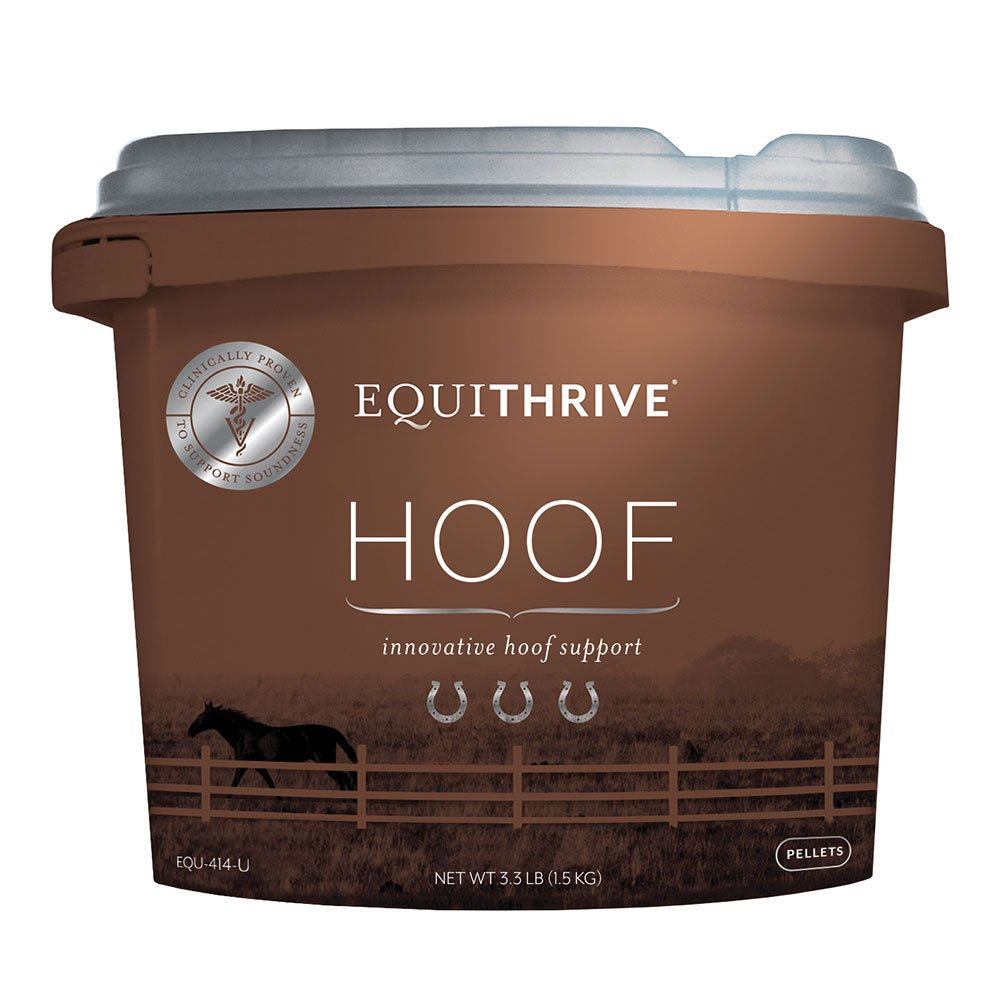 Equithrive Hoof Pellets - 3.3lbs