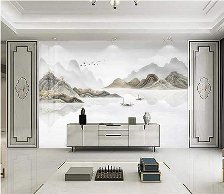 Papier Peint Jungle Tapisserie Murales Papier Bulle Mur