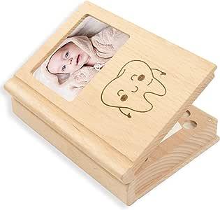 Tooth Box, Tooth Keepsake Box, Keepsake Box, Baby Teeth Box Milk ...