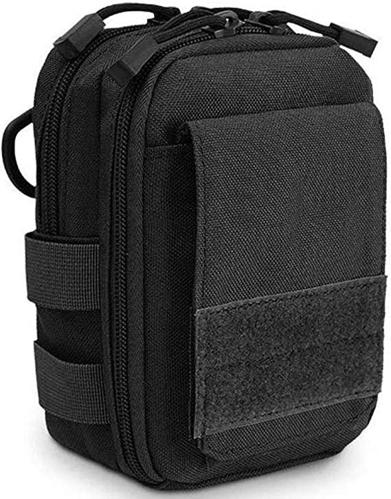Details about  /EDC Tactical Nylon Molle Utility Organizer Pouch Tool Bag Outdoors Waist Storage